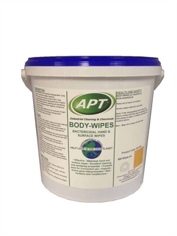 Picture of Medical Cleaning Wipes