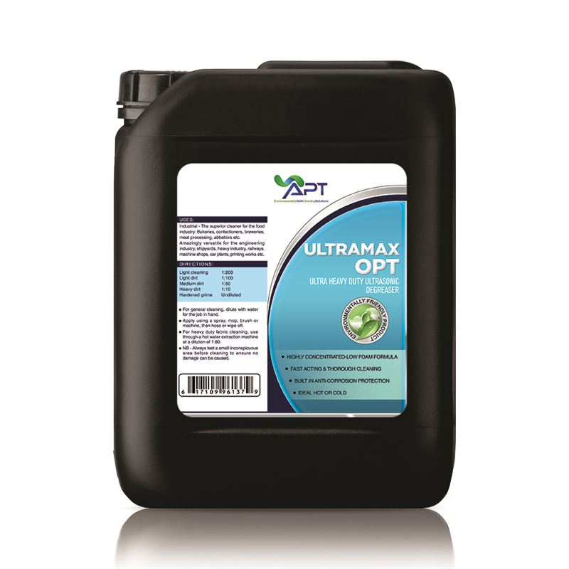 Picture of Ultrasonic Bath Degreaser - UltraMax OPT - 25 Litres