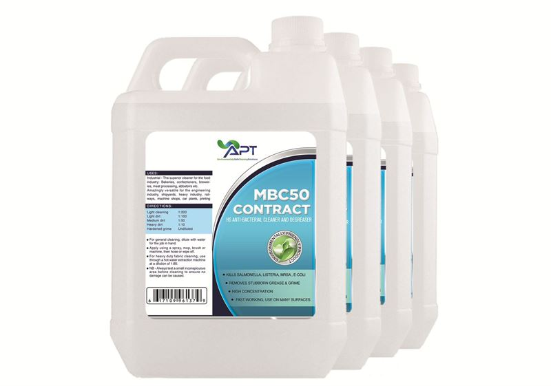 Picture of Kitchen Degreaser - MBC50 - 4 x 5 Litre