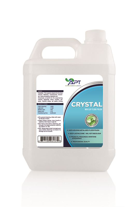 Picture of Floor Polish - Crystal