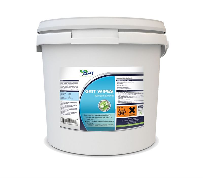 Picture of Hand Cleaning Wipes - Grit Wipes