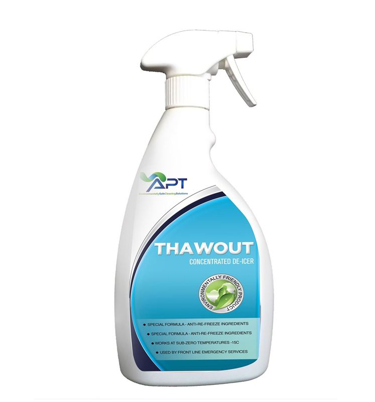 Picture of De-icer Thawout 12 x 750ml