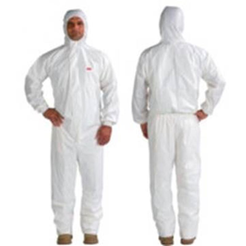 Picture of Disposable Coveralls (Large or Extra Large) *IN STOCK*