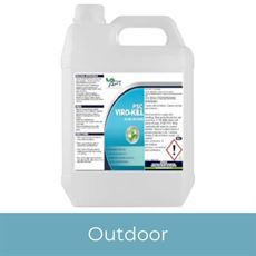 Picture for category Antiviral Disinfectant Outdoor