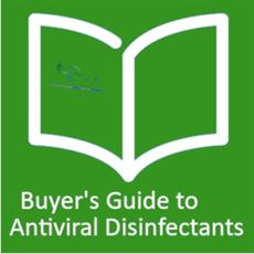 Picture for category Buyer's Guide to Antiviral Disinfectants