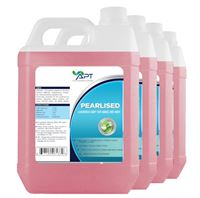Picture of Luxury Liquid Soap for Hands and Body - Pearlised - 4 x 5 Litres