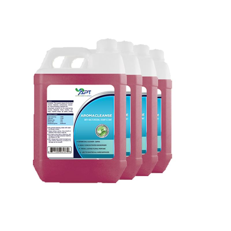 Picture of Aromacleanse Concentrated Disinfectant 4x5 Litres
