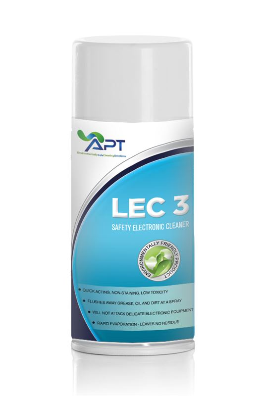 Picture of Electrical Contact Cleaner Spray - Lec 3 - 12 x 400ml