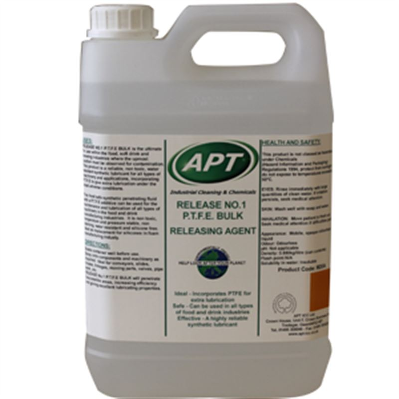 Picture of PTFE Penetrating Oil - Release No. 1 PTFE - 4 x 5 Litres