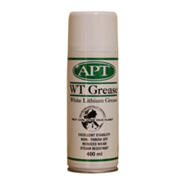 Picture of White Grease Lubricant- 12 x 400ml