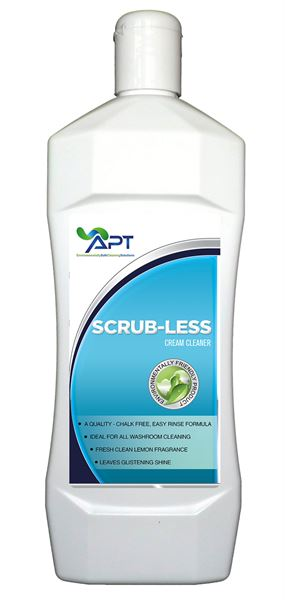 Picture of Cream Cleaner - Scrub-Less - 24 x 500ml