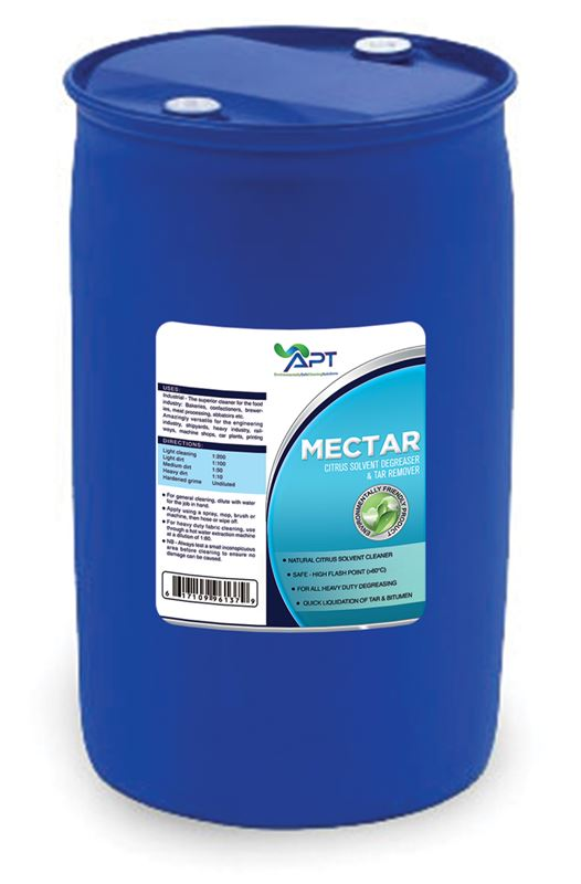 Picture of Tar Remover - Mectar Plus - 205 Litre