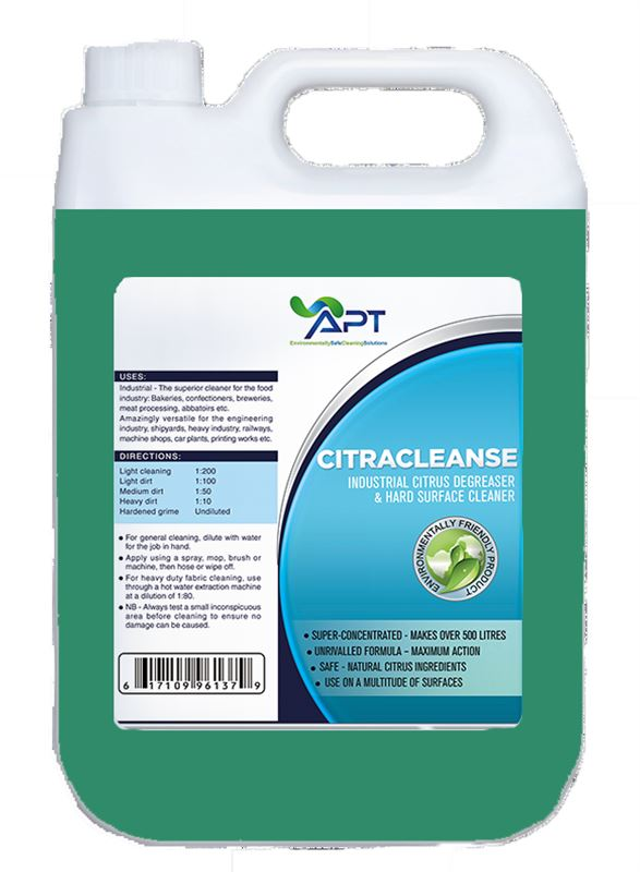 Picture of Citrus Cleaner and Degreaser - Citracleanse