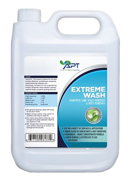 Picture of Acid Brick Cleaner - Extreme Wash 80