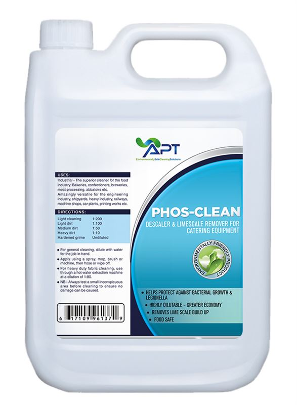 Picture of Limescale Remover - Phos-Clean