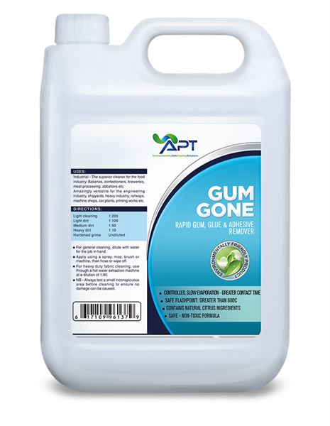 Picture of Gum Remover - Gum Gone