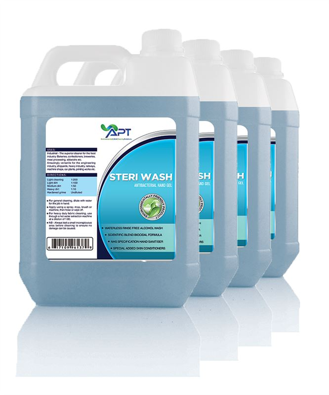Picture of Kitchen Degreaser - Ultraclean MB - 4 x 5 Litres