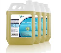 Picture of Concentrated Traffic Film Remover - Truck Wash 205 - 4 x 5 Litre