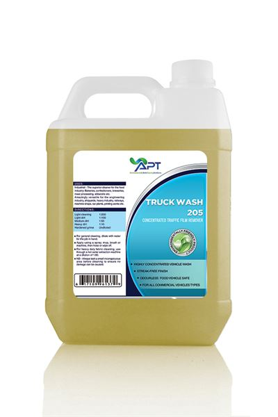 Picture of Traffic Film Remover - Truck Wash 205