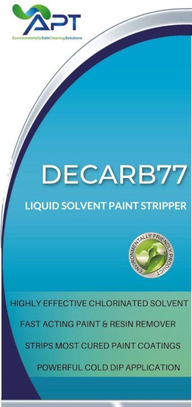 Picture of Solvent Paint Stripper - Decarb777