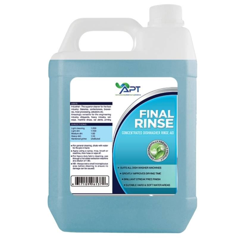 Picture of Rinse Aid - Final Rinse