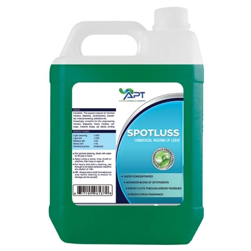 Picture of Washing Up Liquid - Spotluss