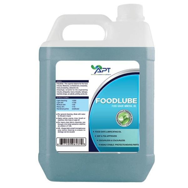 Picture of Food Grade Mineral Oil - Food Lube