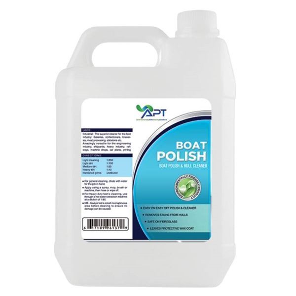 Picture of Boat Polish - Hull Cleaner