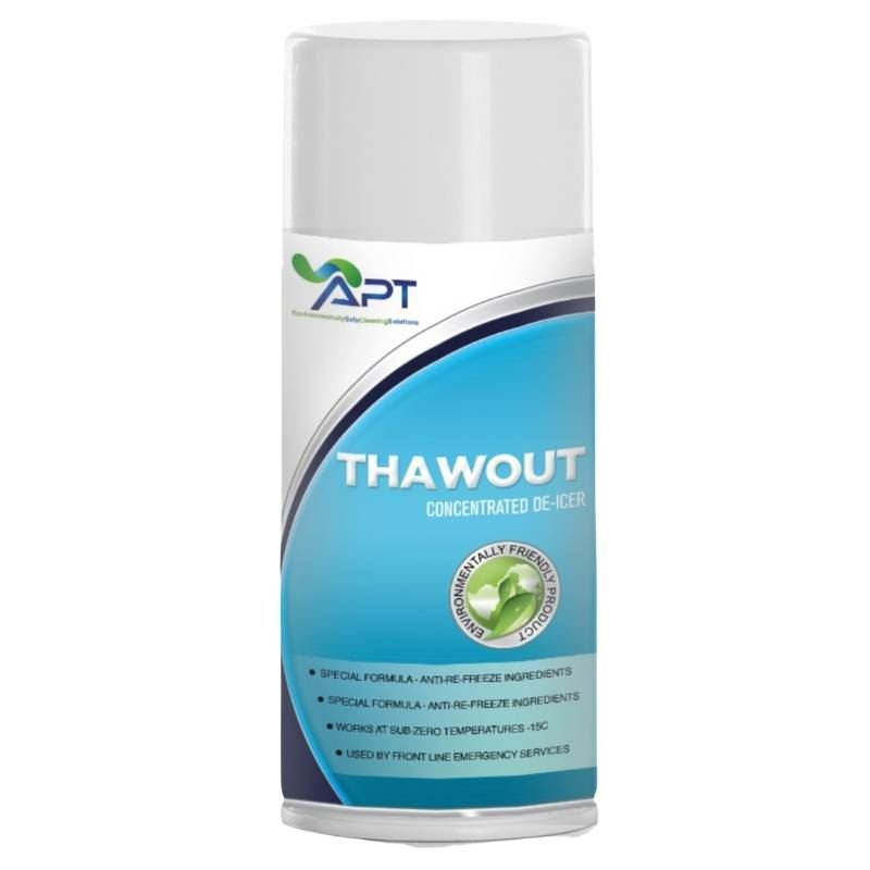 Picture of De-Icer Thawout 12 x 400ml